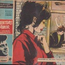 Tebeos: CLARO DE LUNA Nº 234: SI ENCUENTRAS A MI AMOR . GENIAL INTERPRETACION DE LITTLE TONY. Lote 242140220