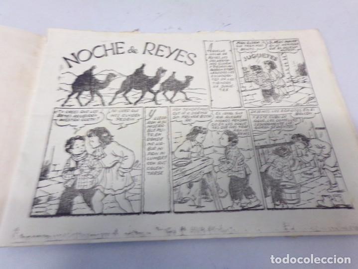 Tebeos: CUENTOS AZUCENA - NOCHE DE REYES , EDT TORYA , SEÑALES DE USO - Foto 3 - 242180190