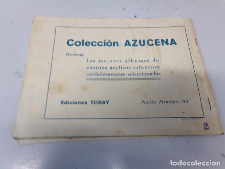 Tebeos: CUENTOS AZUCENA - NOCHE DE REYES , EDT TORYA , SEÑALES DE USO - Foto 5 - 242180190