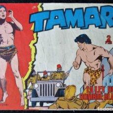 Tebeos: TAMAR Nº 97 - LA LEY DEL HOMBRE BLANCO - ORIGINAL - TORAY 1961 - 0. Lote 243025700