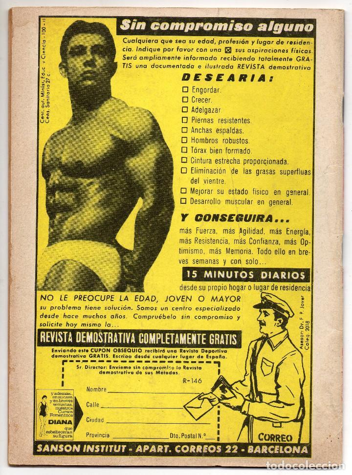 Tebeos: HAZAÑAS DEL OESTE nº 243 (Toray 1971) - Foto 2 - 243133085