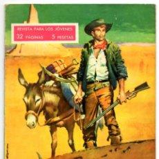 Tebeos: HAZAÑAS DEL OESTE Nº 35 (TORAY 1963). Lote 243134650