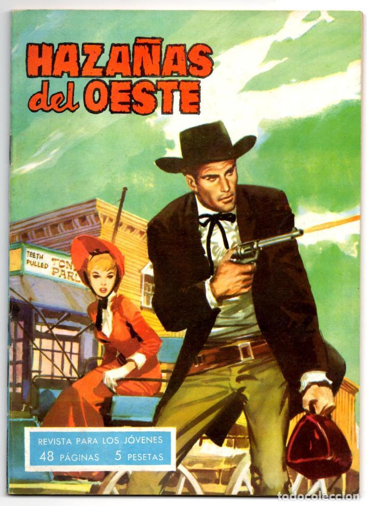 HAZAÑAS DEL OESTE Nº 27 (TORAY 1963) (Tebeos y Comics - Toray - Hazañas del Oeste)