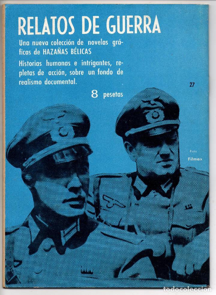 Tebeos: HAZAÑAS DEL OESTE nº 27 (Toray 1963) - Foto 2 - 243134885