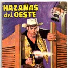 Tebeos: HAZAÑAS DEL OESTE Nº 24 (TORAY 1963). Lote 243135110