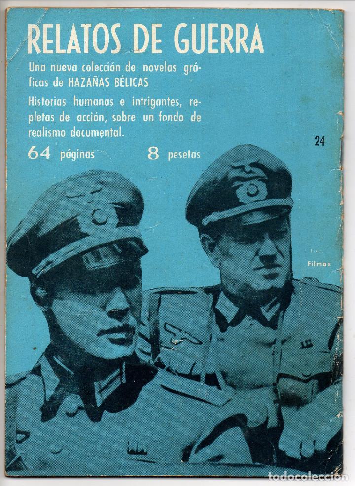 Tebeos: HAZAÑAS DEL OESTE nº 24 (Toray 1963) - Foto 2 - 243135110