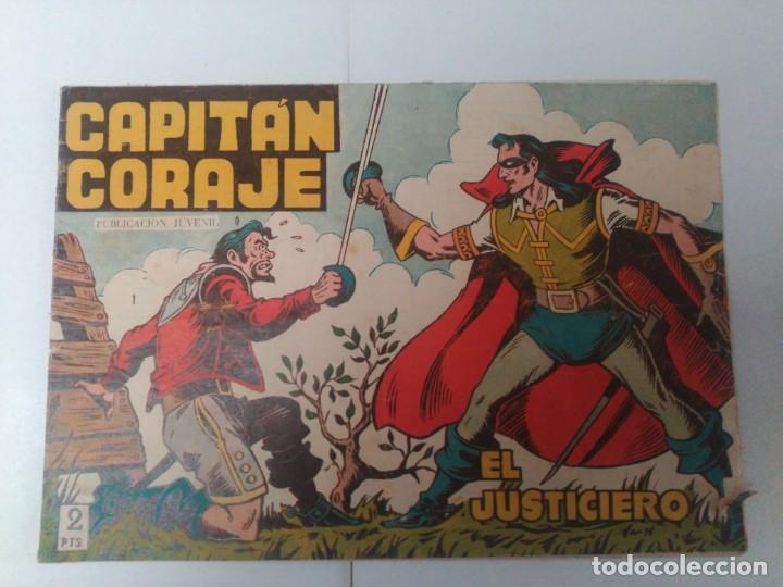 CAPITÁN CORAJE Nº1 (Tebeos y Comics - Toray - Otros)