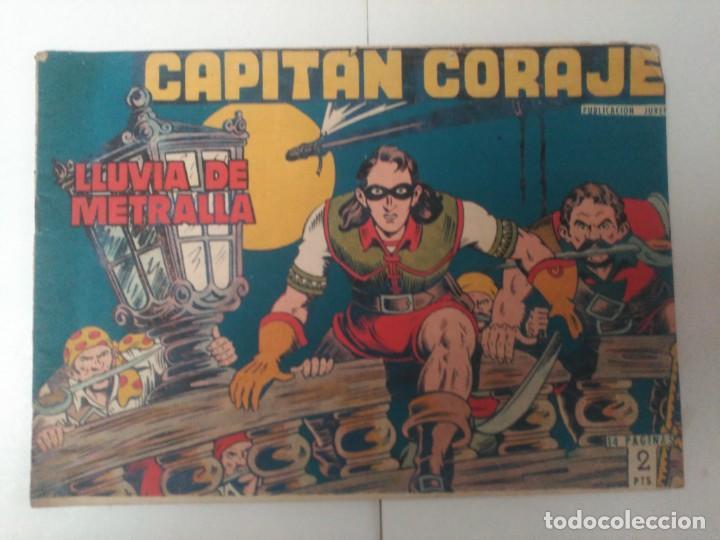 CAPITÁN CORAJE Nº21 (Tebeos y Comics - Toray - Otros)