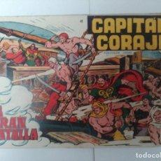 Tebeos: CAPITÁN CORAJE Nº41. Lote 243217290
