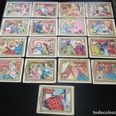 Tebeos: LOTE 112 NÚMEROS DE LA REVISTA JUVENIL AZUCENA DEL 1958-1967. Lote 243226185