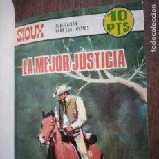 Tebeos: TOMO 13 EJEMPLARES DE SIOUX DE EDICIONES TORAY 1968. Lote 243260580