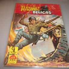 Tebeos: HAZAÑAS BÉLICAS # 15. (G4 EDICIONES) 1987.. Lote 243313010