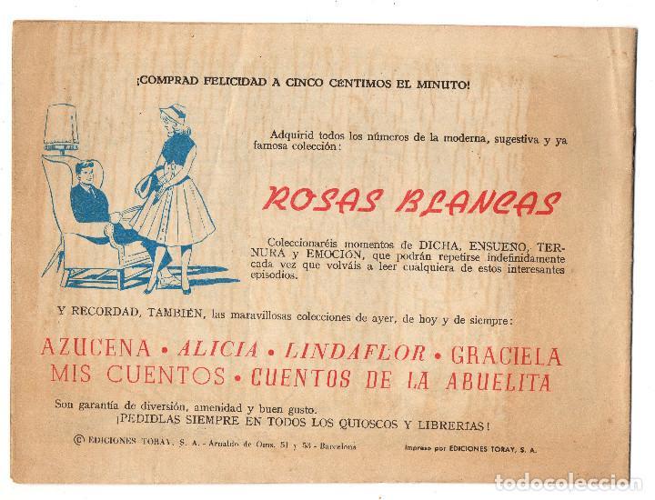 Tebeos: COLECCION SUSANA nº 20 (Toray 1959) - Foto 2 - 243343950