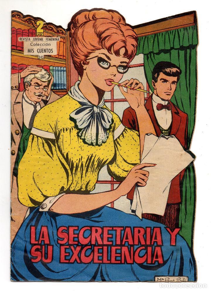 COLECCION MIS CUENTOS Nº 345 (TORAY 1959) (Tebeos y Comics - Toray - Cuentos de la Abuelita)
