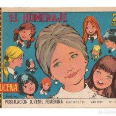 Tebeos: AZUCENA Nº 1106 (TORAY 1969). Lote 243348110