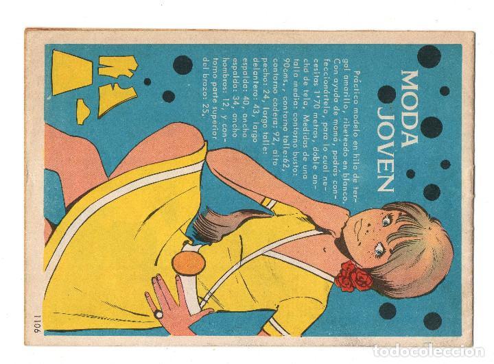 Tebeos: AZUCENA nº 1106 (Toray 1969) - Foto 2 - 243348110