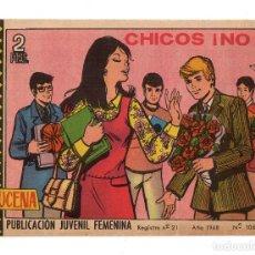Tebeos: AZUCENA Nº 1064 (TORAY 1968). Lote 243348260