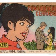 Tebeos: AZUCENA Nº 995 (TORAY 1967). Lote 243349530