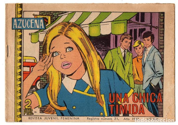 AZUCENA Nº 990 (TORAY 1967) (Tebeos y Comics - Toray - Azucena)