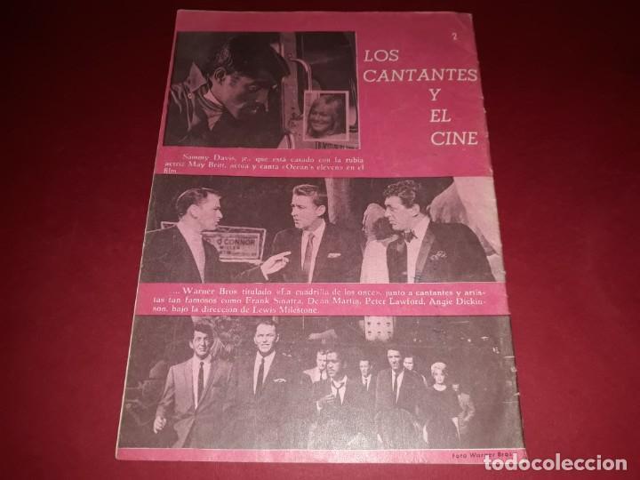 Tebeos: Serenata Extra Confidencias del Duo Dinamico Nº 2 Con Poster - Foto 4 - 243443255