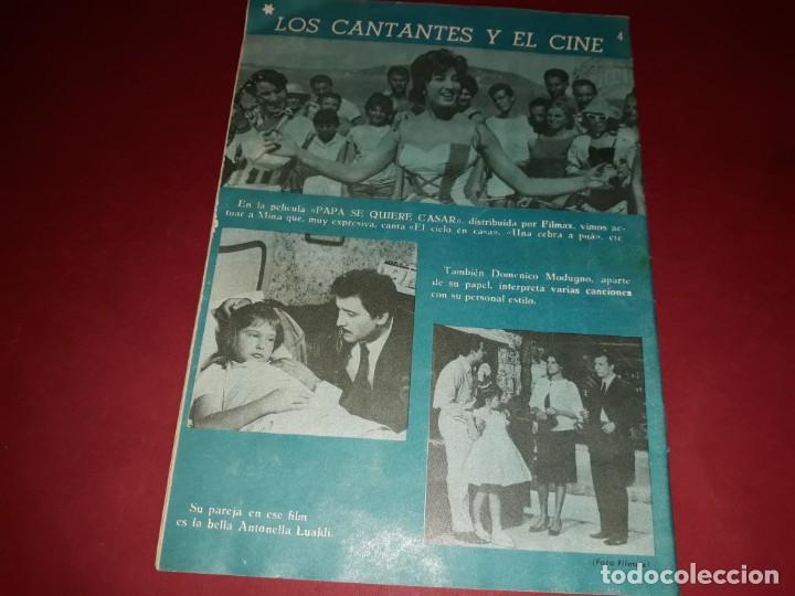 Tebeos: Serenata Extra Confidencias del Duo Dinamico Nº 4 Con Poster - Foto 4 - 243445795