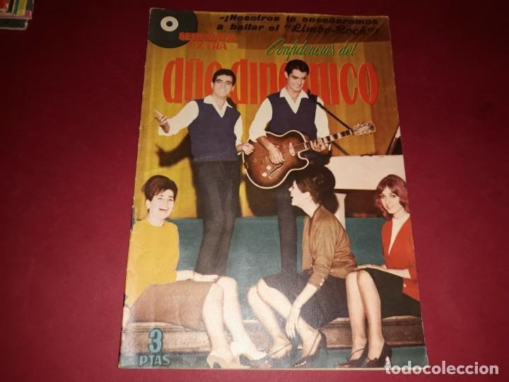 Tebeos: Serenata Extra Confidencias del Duo Dinamico Nº 10 Con Poster - Foto 2 - 243451580