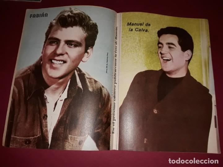 Tebeos: Serenata Extra Confidencias del Duo Dinamico Nº 10 Con Poster - Foto 3 - 243451580