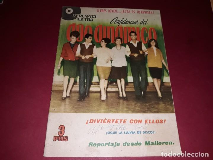 Tebeos: Serenata Extra Confidencias del Duo Dinamico Nº 12 Con Poster - Foto 2 - 243453010