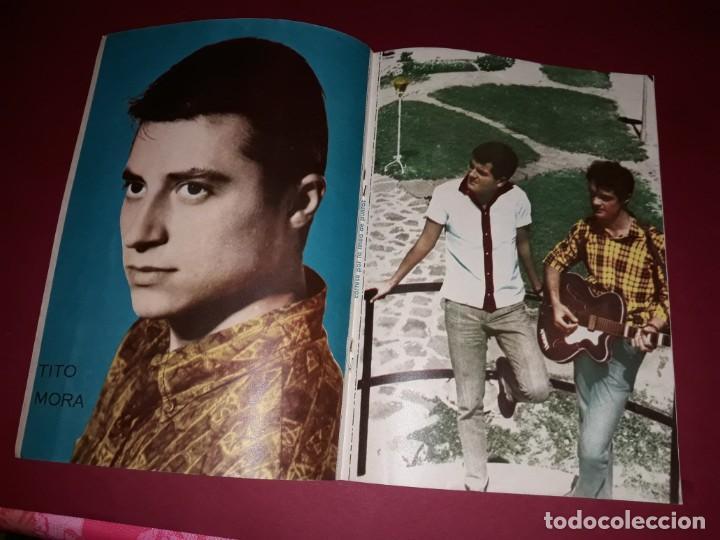 Tebeos: Serenata Extra Confidencias del Duo Dinamico Nº 15 Con Poster - Foto 3 - 243455440