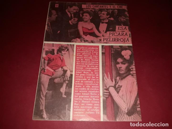 Tebeos: Serenata Extra Confidencias del Duo Dinamico Nº 15 Con Poster - Foto 4 - 243455440