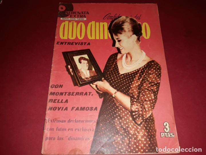 Tebeos: Serenata Extra Confidencias del Duo Dinamico Nº 16 Con Poster - Foto 2 - 243456390