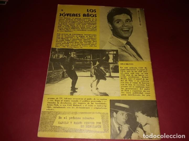 Tebeos: Serenata Extra Confidencias del Duo Dinamico Nº 16 Con Poster - Foto 4 - 243456390