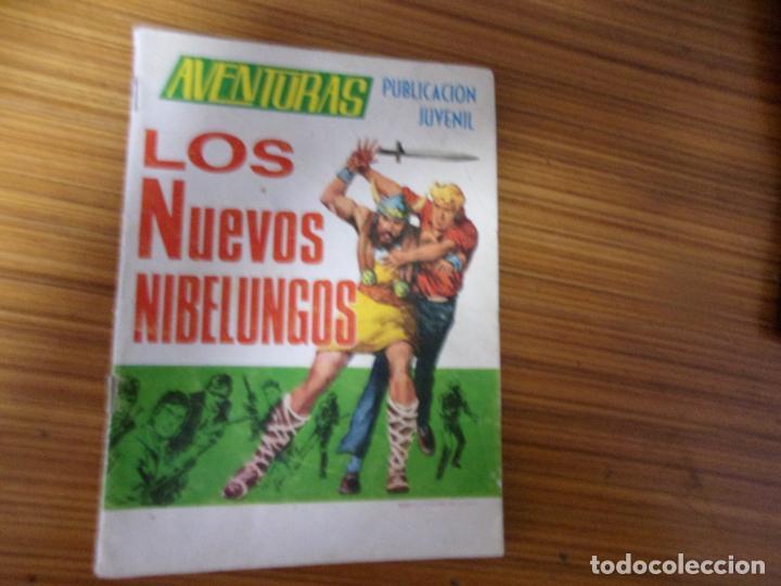 AVENTURAS Nº 18 EDITA TORAY (Tebeos y Comics - Toray - Otros)