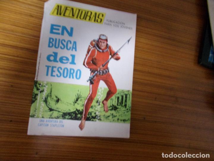 AVENTURAS Nº 3 EDITA TORAY (Tebeos y Comics - Toray - Otros)