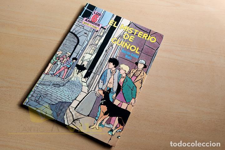 Tebeos: Los 6 amigos - El misterio del guiñol - 1985 - Foto 2 - 243776220