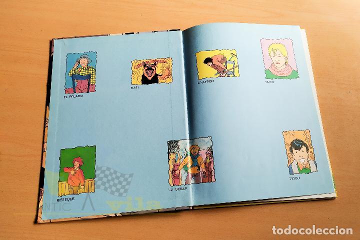 Tebeos: Los 6 amigos - El misterio del guiñol - 1985 - Foto 3 - 243776220