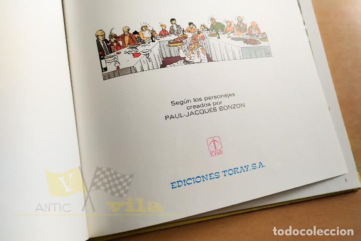 Tebeos: Los 6 amigos - El misterio del guiñol - 1985 - Foto 5 - 243776220