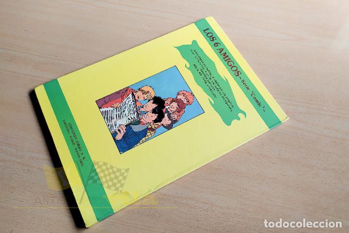 Tebeos: Los 6 amigos - El misterio del guiñol - 1985 - Foto 8 - 243776220