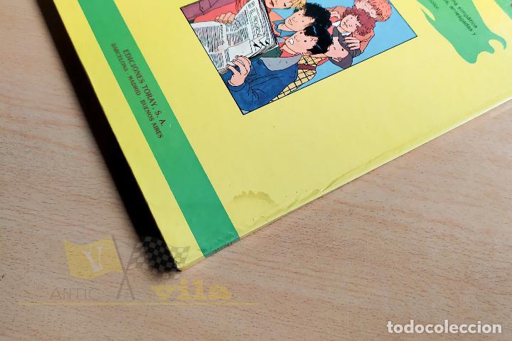 Tebeos: Los 6 amigos - El misterio del guiñol - 1985 - Foto 9 - 243776220