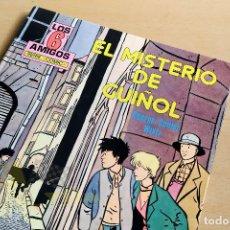Tebeos: LOS 6 AMIGOS - EL MISTERIO DEL GUIÑOL - 1985. Lote 243776220