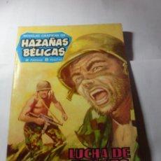 Tebeos: MAGNIFICOS 90 ANTIGUOS NUMEROS DE HAZAÑAS BELICAS DIFERENTES (TORAY). Lote 244521355