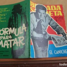 Tebeos: TORAY,- BRIGADA SECRETA NOVELA GRAFICA PARA ADULTOS Nº 80. Lote 244591845