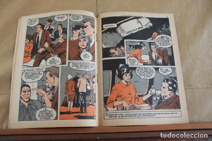 Tebeos: toray,- brigada secreta novela grafica para adultos nº 32 - Foto 2 - 244595530
