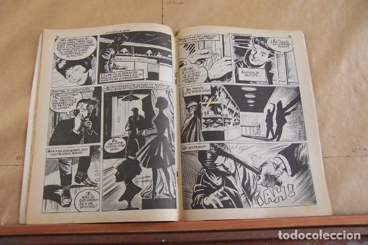 Tebeos: toray,- brigada secreta novela grafica para adultos nº 3 b/n 64 paginas - Foto 2 - 244615105