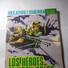 Tebeos: MAGNIFICOS 49 NUMEROS ANTIGUOS DE RELATOS DE GUERRA TORAY. Lote 244814840