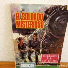 Giornalini: BOIXCAR HAZAÑAS BELICAS - Nº 95 / EL SOLDADO MISTERIOSO + 2 / EDICIONES TORAY - AÑO 1969. Lote 244845200