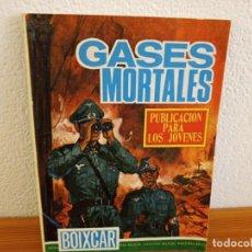 Giornalini: BOIXCAR HAZAÑAS BELICAS - Nº 88 / GASES MORTALES + 2 / EDICIONES TORAY - AÑO 1969. Lote 244848065