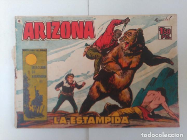 ARIZONA Nº10 (Tebeos y Comics - Toray - Otros)