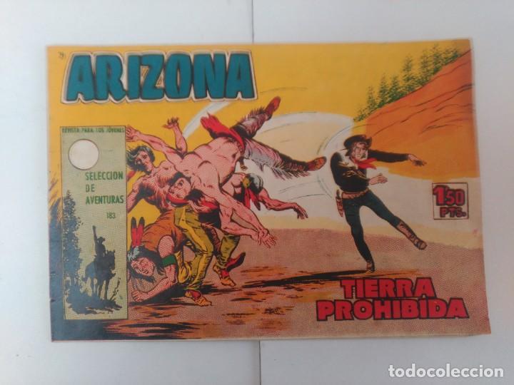 ARIZONA Nº21 (Tebeos y Comics - Toray - Otros)