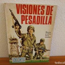 Giornalini: BOIXCAR HAZAÑAS BELICAS - Nº 12 / VISIONES DE PESADILLA+ 2 / EDICIONES TORAY - AÑO 1966. Lote 244878380